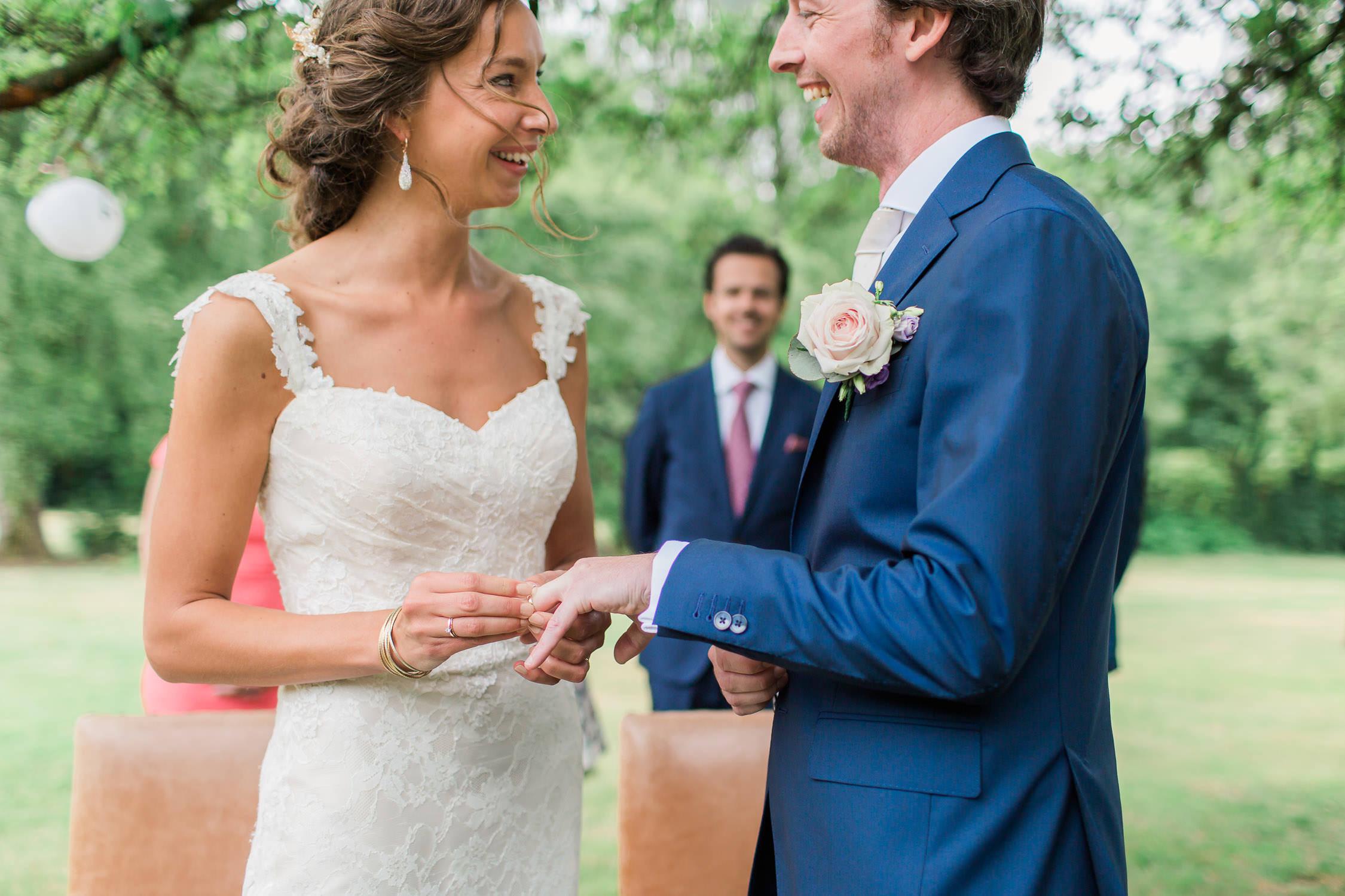 Het Laer Ommen trouwen