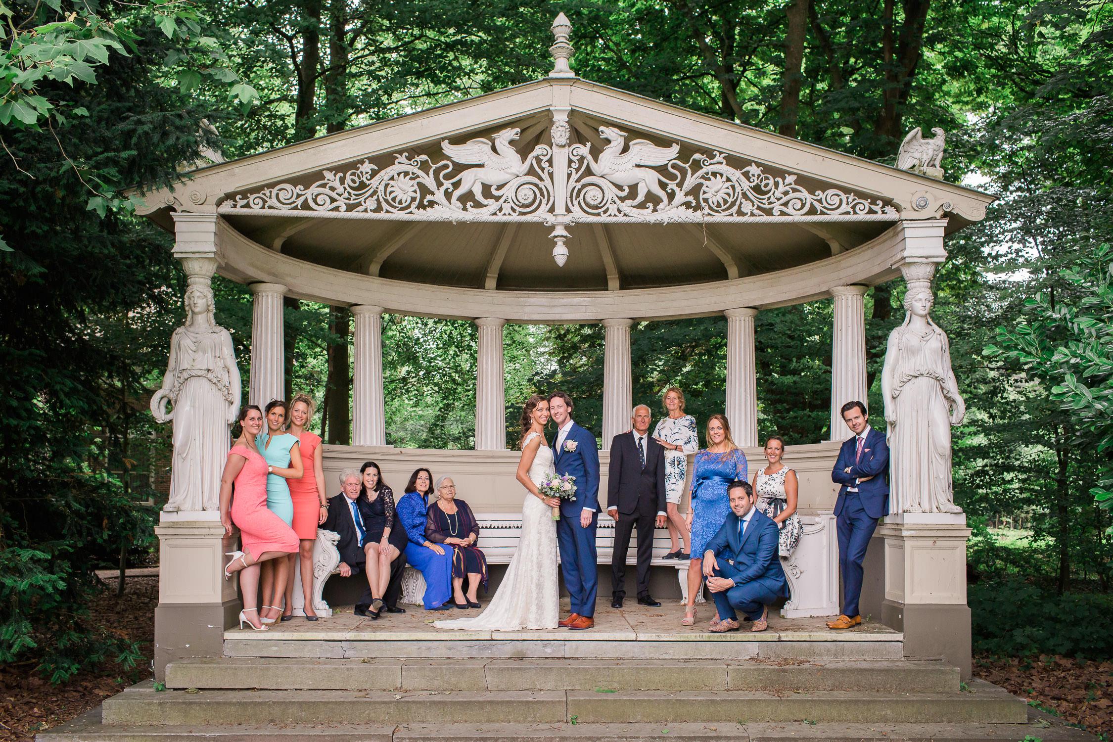 fotograaf bruiloft het laer