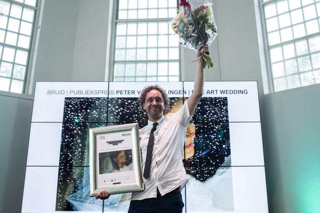Winnaar Bruidsfoto Award