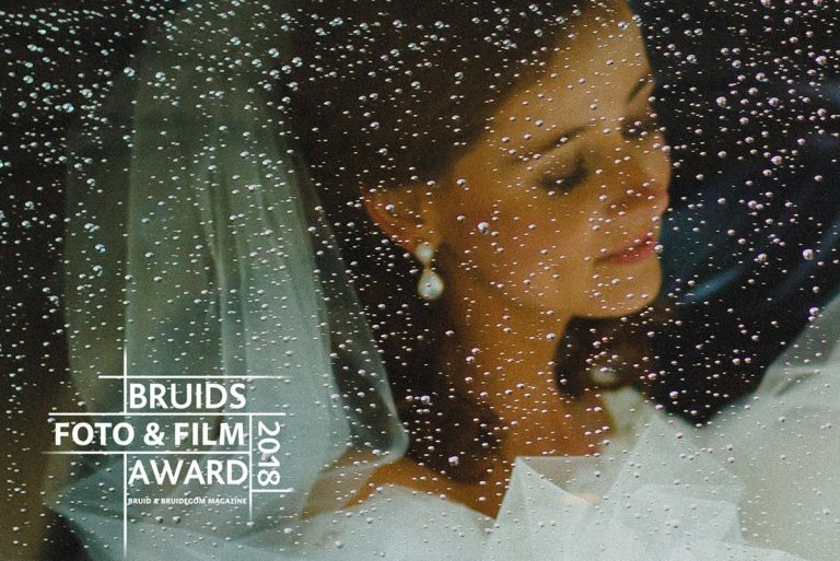 Bruidsfoto award winnaar bruid