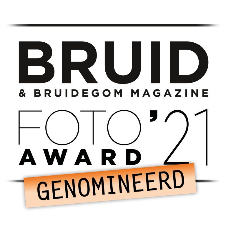 Logo Bruidsfoto award